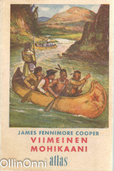 Viimeinen mohikaani, James Fenimore Cooper