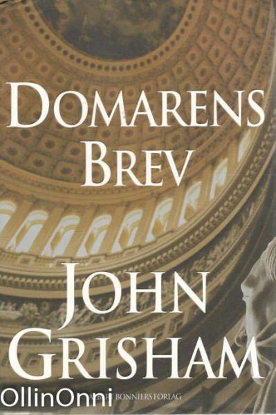 Domarens brev, John Grisham