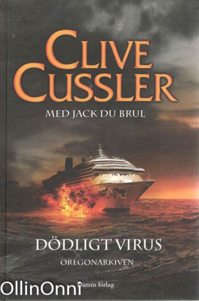 Dödligt virus, Clive Cussler