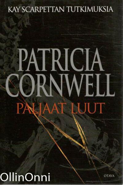 Paljaat luut, Patricia Cornwell