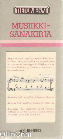 Musiikkisanakirja, Marilyn Kornreich Davis