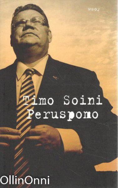 Peruspomo, Timo Soini