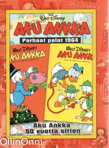 Aku Ankka : parhaat palat 1964, Aki Hyyppä