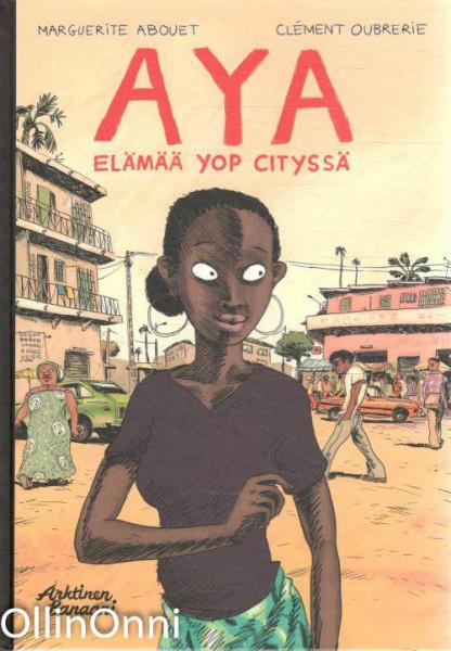 Aya : elämää Yop Cityssä, Marguerite Abouet