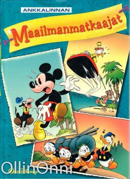 Ankkalinnan maailmanmatkaajat, Walt Disney