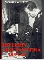 Hitlerin adjutanttina 1937-45, Nicolaus Below