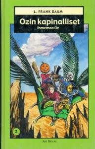 Ihmemaa Oz. 2, Ozin kapinalliset, L.Frank Baum