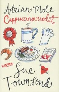Adrian Mole : cappuccinovuodet, Sue Townsend