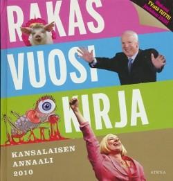 Rakas vuosikirja : kansalaisen annaali 2010, Iisakki salanimi Astalo