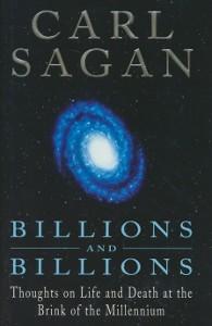 Billions and billions, Carl Sagan
