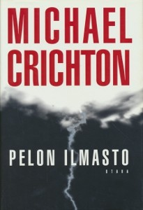 Pelon ilmasto, Michael Crichton