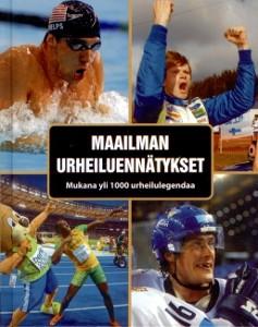 Maailman urheiluennätykset, Chris Hawkes