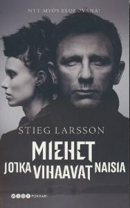 Miehet jotka vihaavat naisia, Stieg Larsson