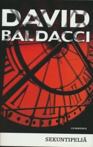 Sekuntipeliä, David Baldacci