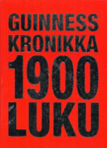 Guinness kronikka : 1900-luku, Heikki Eskelinen