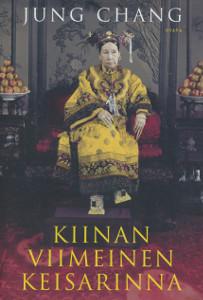 Kiinan viimeinen keisarinna, Jung Chang