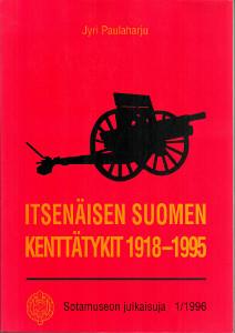 Itsenäisen Suomen kenttätykit 1918-1995, Jyri Paulaharju
