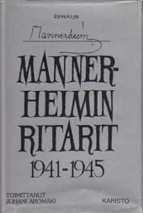 Mannerheimin ritarit, Juhani Aromäki