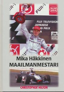 Mika Häkkinen : maailmanmestari, Christopher Hilton