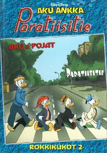 Paratiisitie, Kirsi Ahonen