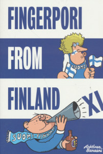 Fingerpori from Finland XL, Pertti Jarla