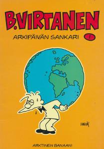 B. Virtanen. 1, Arkipäivän sankari, Ilkka Heilä