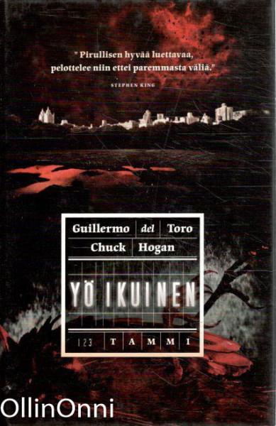 Yö ikuinen : kolmas kirja, Guillermo del Toro