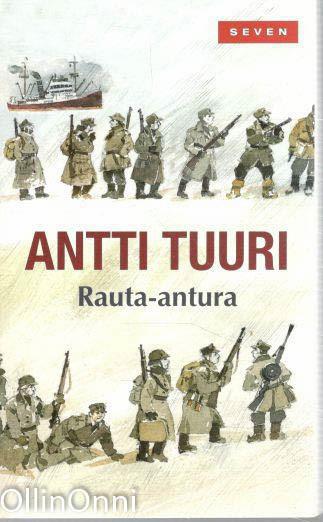 Rauta-antura, Antti Tuuri