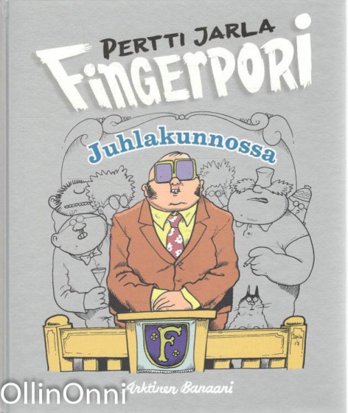 Fingerpori Juhlakunnossa, Pertti Jarla