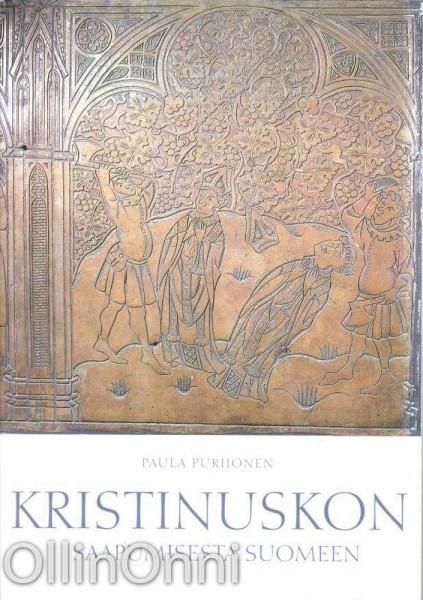 Kristinuskon saapumisesta Suomeen : uskontoarkeologinen tutkimus, Paula Purhonen