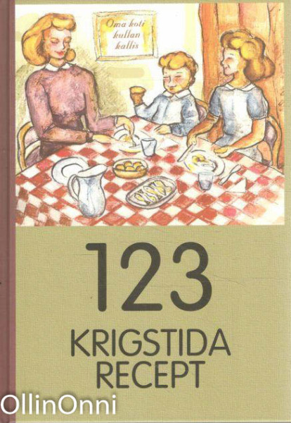 123 krigstida recept, Jouni Kallioniemi