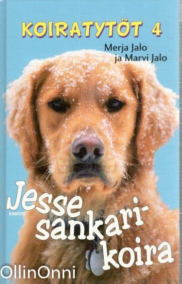 Jesse sankarikoira, Merja Jalo