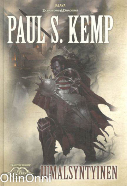 Jumalsyntyinen, Paul S. Kemp