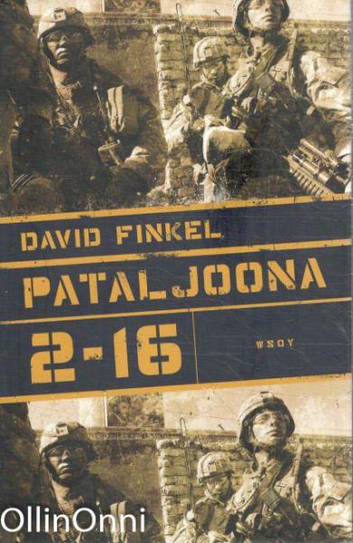 Pataljoona 2-16, David Finkel