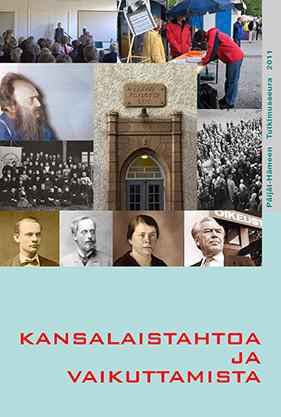 Kansalaistahtoa ja vaikuttamista : Päijät-Hämeen tutkimusseuran vuosikirja 2011, Birgitta Stjernvall-Järvi
