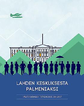Lahden keskuksesta Palmeniaksi, Markku Heikkilä