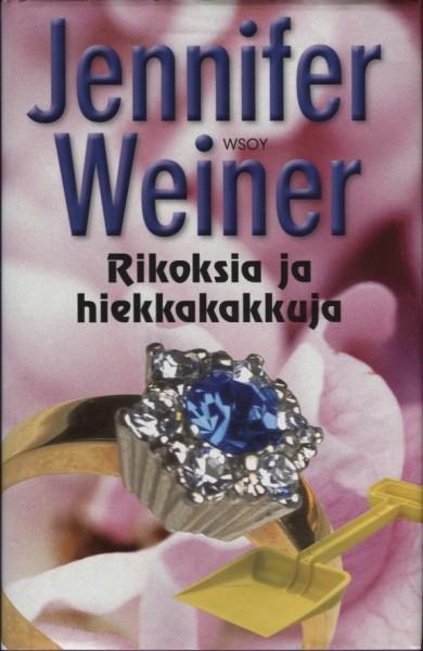 Rikoksia ja hiekkakakkuja, Jennifer Weiner