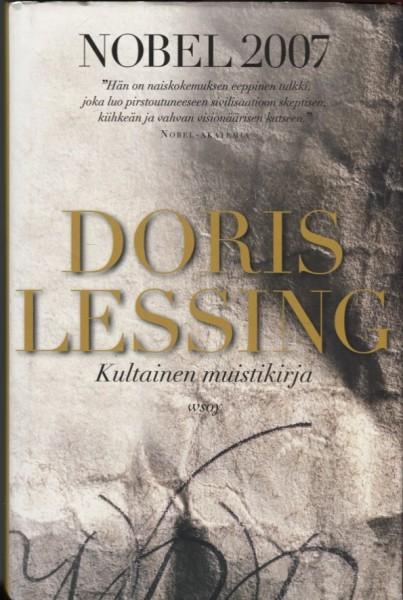 Kultainen muistikirja, Doris Lessing