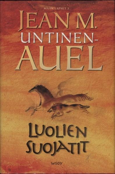 Luolien suojatit, Jean M. Untinen-Auel