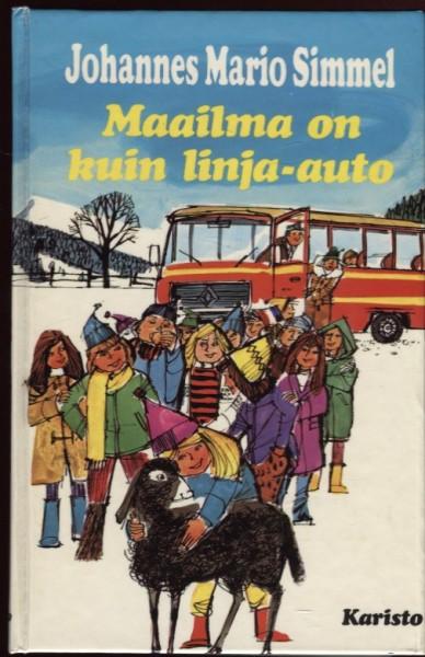 Maailma on kuin linja-auto, Johannes Mario Simmel