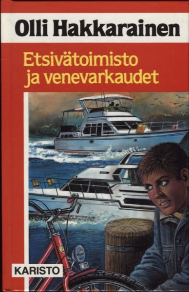 Etsivätoimisto ja venevarkaudet, Olli Hakkarainen