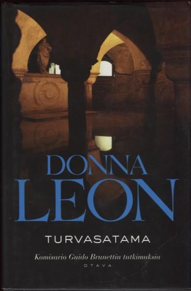 Turvasatama, Donna Leon