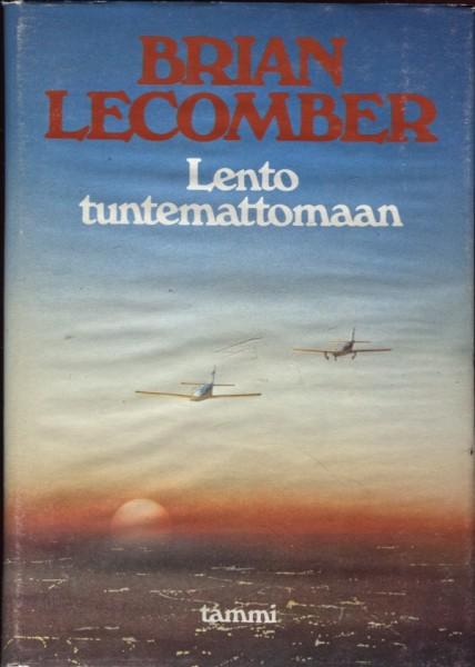 Lento tuntemattomaan, Brian Lecomber