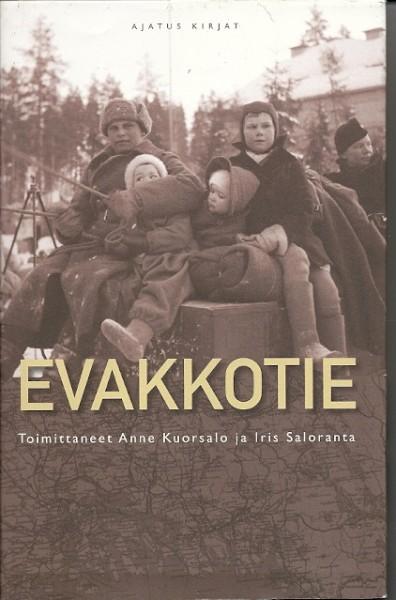 Evakkotie, Anne Kuorsalo