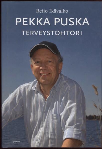Pekka Puska : terveystohtori, Pekka Puska