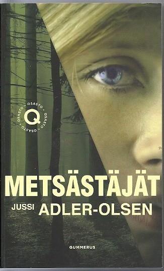 Aakkostalo, Jussi Adler-Olsen