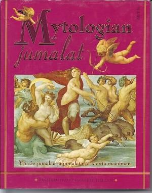 Mytologian jumalat : yli 130 jumalaa ja jumalatarta kautta maailman, Elizabeth Hallam
