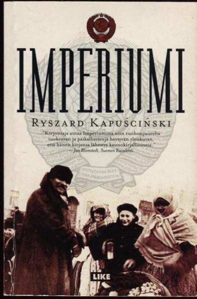 Imperiumi, Ryszard Kapuściński