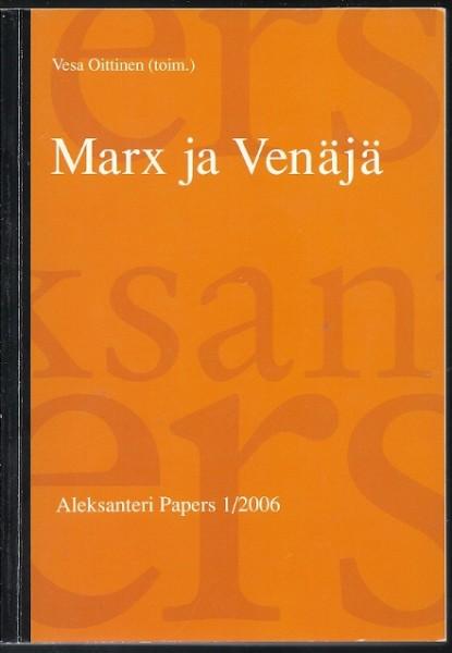 Marx ja Venäjä, Vesa Oittinen