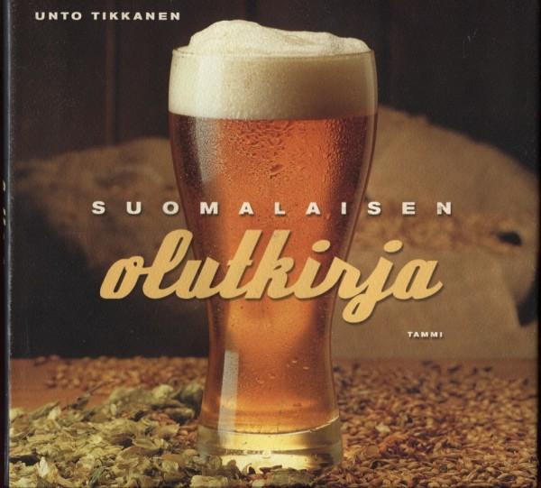 Suomalaisen olutkirja, Unto Tikkanen